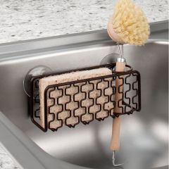 SPC-83124  Sink Sponge & Brush Holder