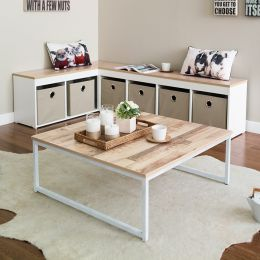 T-790-Ivory-Vintage  Coffee Table