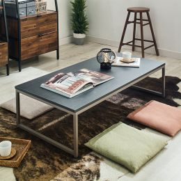 T-1200-Grey-Black  Coffee Table