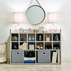 Palm-LG  Display Cabinet