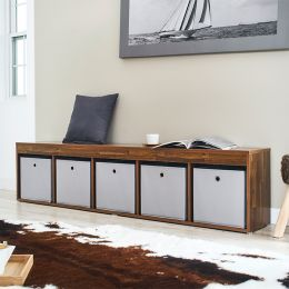 K5-Aca-Acacia Storage Bench