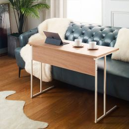 Mona-1000-Ivy-Oak Sofa Desk