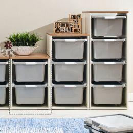 Melody-Oak-2G  Storage Box