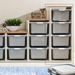 Melody-Oak-4G  Storage Box