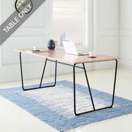R-IK-Large-Blk-Oak-TBL  Table (Table Only)