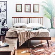 Zambia Queen Bed