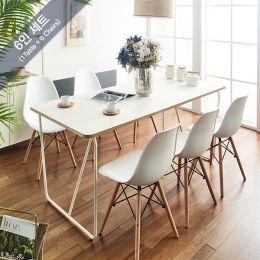 IK-Large-Ivy-Ivy-6C  Dining Set