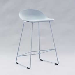 PC-148A-Grey  Bar Chair