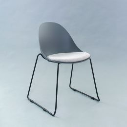 VI-05B-Grey  Comfort Chair