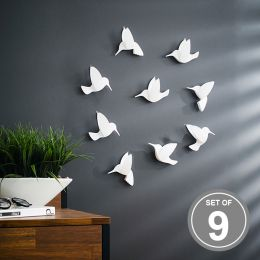 1012966-660   Wall Décor  (9 Pcs)