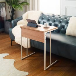 Mona-600-Ivy-Oak Sofa Desk