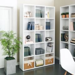 Pascal-White-12  Bookcase