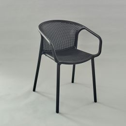Olivia-Black Chair