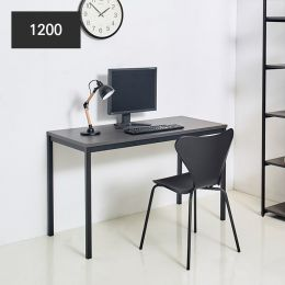 iK-12B-Blk-D Metal Desk  (23t Top)