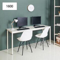 iK-16i-Ivy-D Metal Desk  (23t Top)