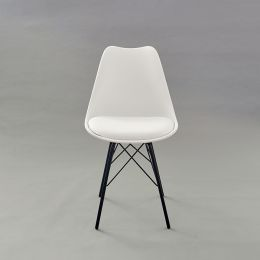 Liva-White  Comfort Chair