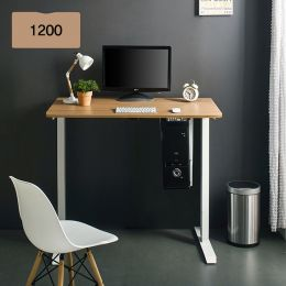 Oxford 1200-Iv-Oak top Motion Desk