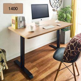 Oxford 1400-Bk-Oak top Motion Desk