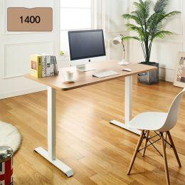 Oxford 1400-Iv-Oak top Motion Desk