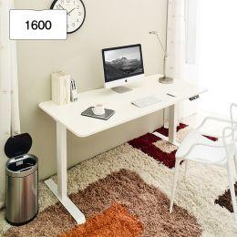 Oxford 1600-Iv-Ivory top Motion Desk